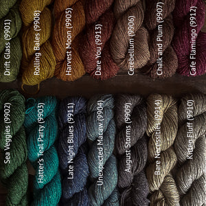 Glenbarrow Yarn Kit