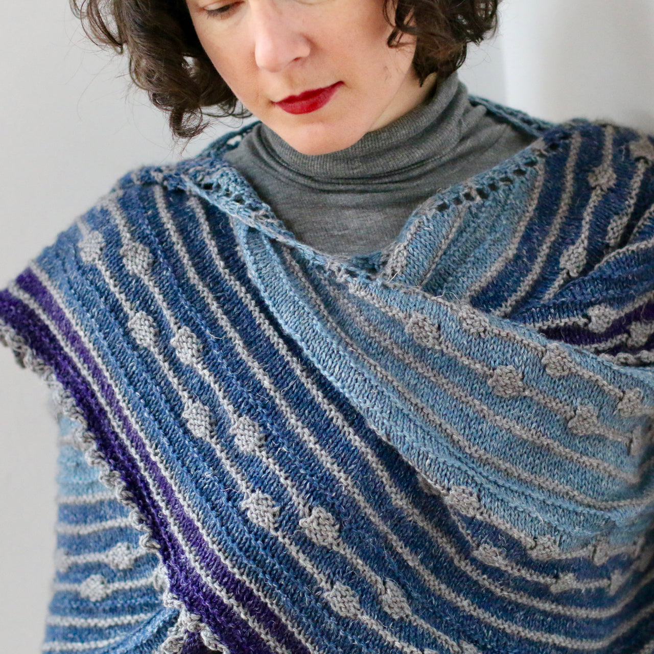 Half Moon Shawl