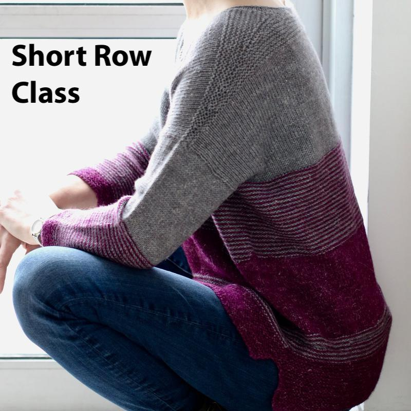 Short Row Class - Cork, December