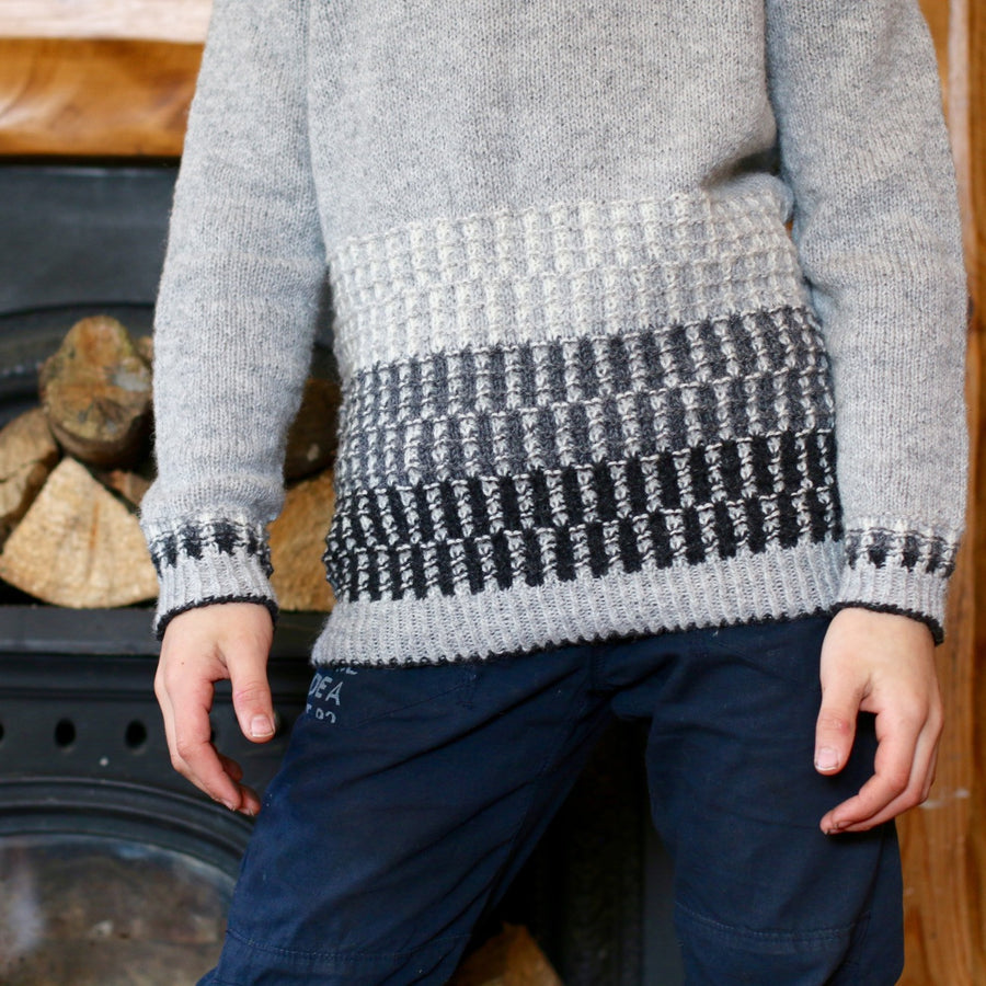 Stave Sweater