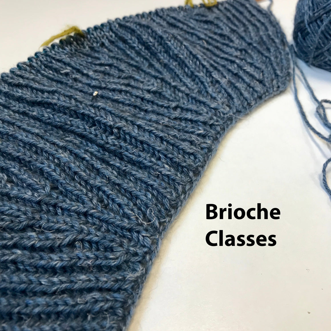 Brioche Classes - Cork, January 2019