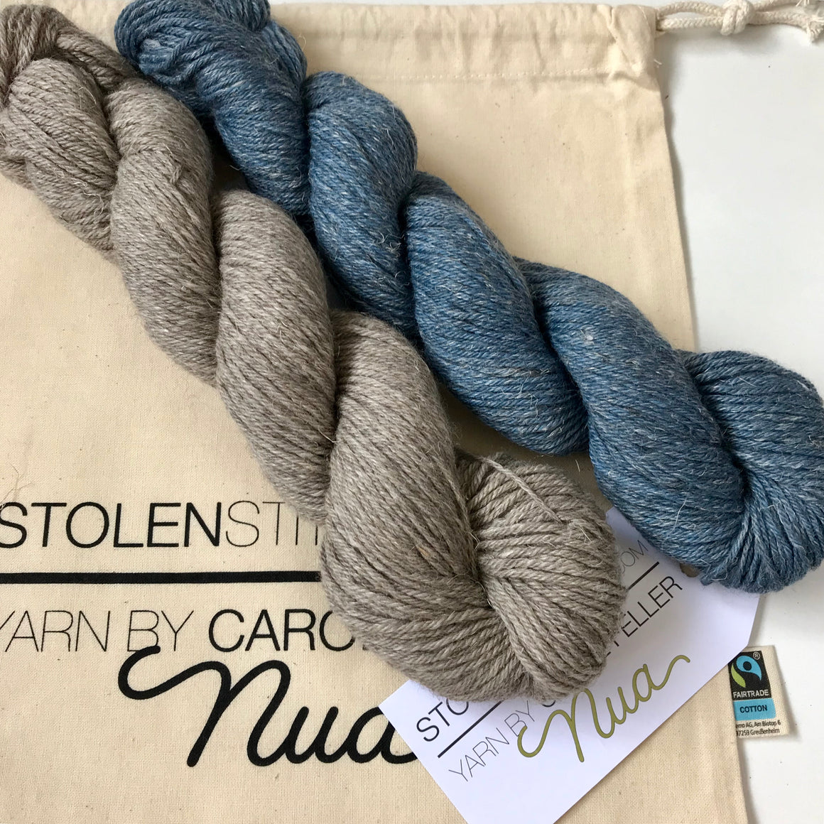 Boann Yarn Kit