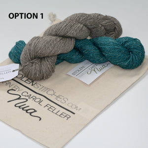 Furrow Mitt Yarn Kits