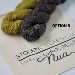 Billow Crest Yarn Kit