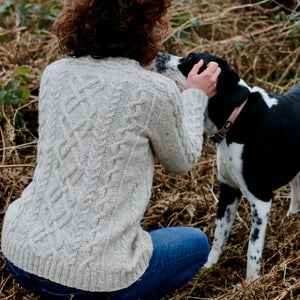 Curdach Cardigan Yarn Kit