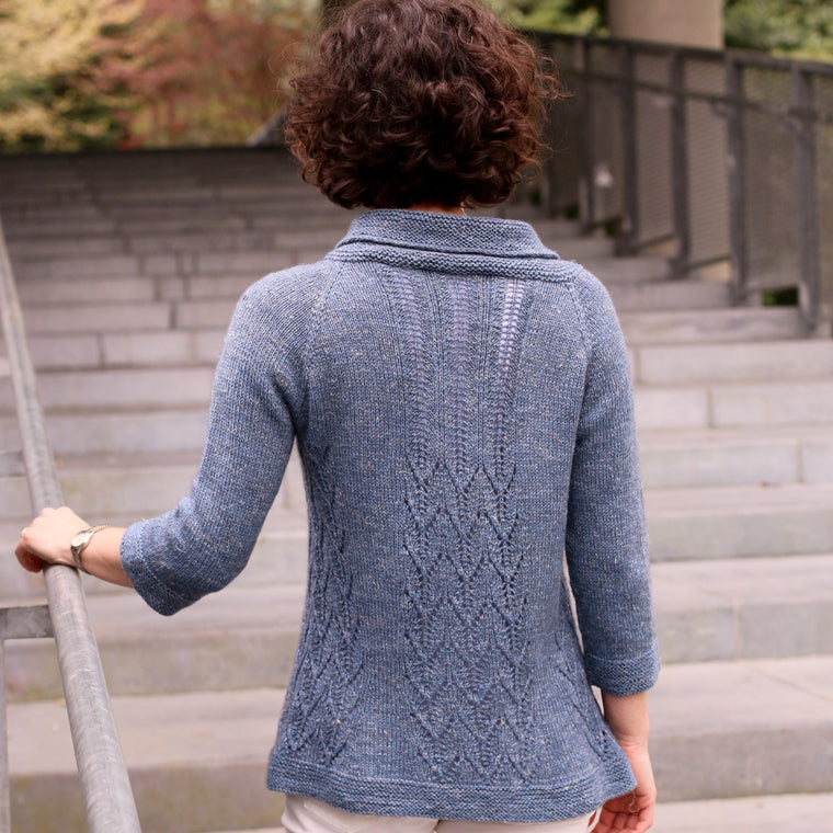 Sugarcane Cardigan Kit