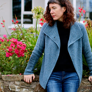 Project Workshop: Dacite Cardigan