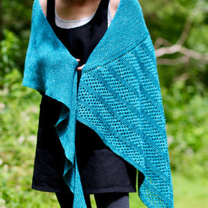 Brooklands Shawl