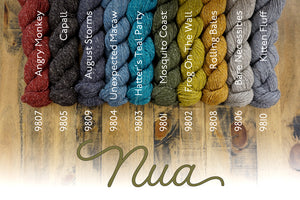 Dark Pearl Nua Yarn Kit