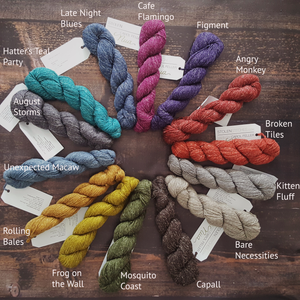 nua yarn colours