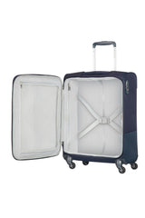 Samsonite Base Boost Spinner 55 Lengte 40cm Navy Blue