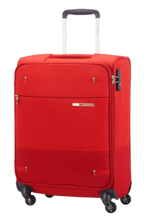 Samsonite Base Boost Spinner 55 Lengte 40cm Red