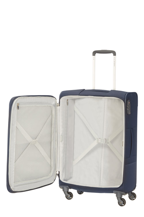 Samsonite Base Boost Spinner 66cm EXP Navy Blue