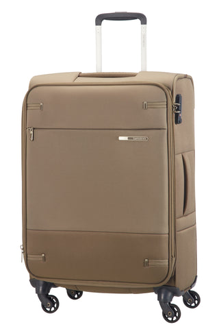 Samsonite Base Boost Spinner 55cm Lengte 35cm Walnut