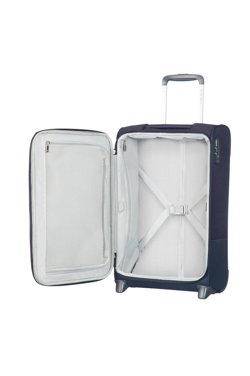 Samsonite Base Boost Upright 55 Lengte 35cm Navy Blue