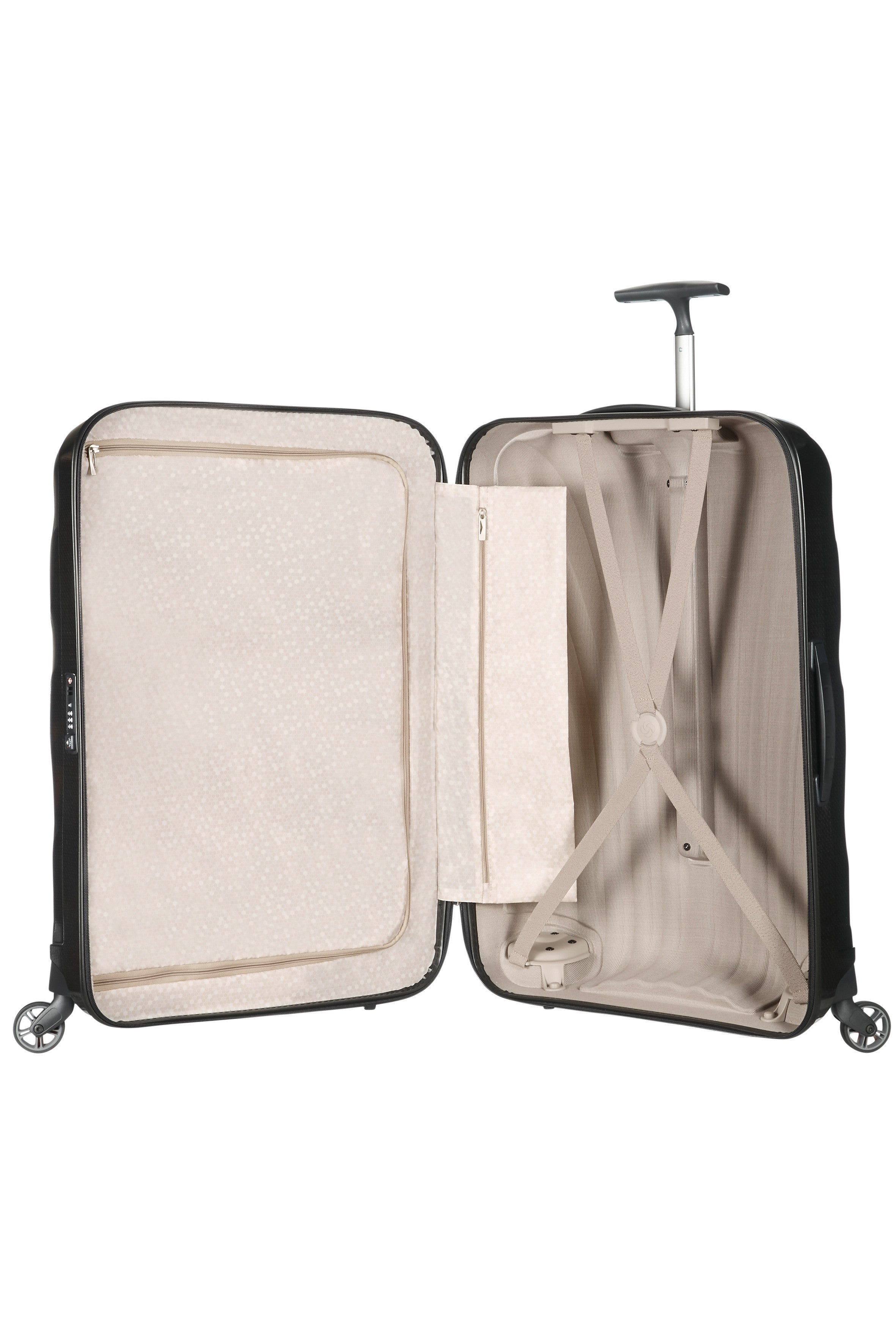 Samsonite Cosmolite Spinner 55cm Black