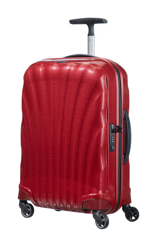 Samsonite Base Boost Spinner 55cm Lengte 40cm Blue