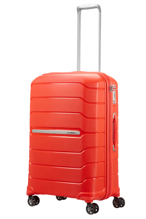 Samsonite Flux Spinner 55cm EXP Tangerine Red