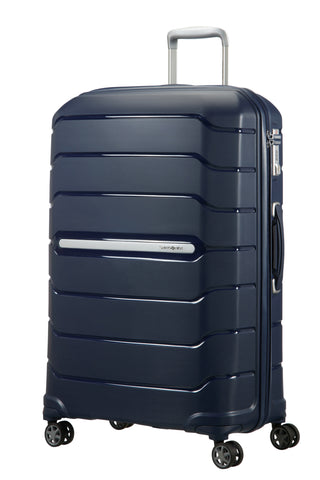 Samsonite S'Cure Spinner 81cm Dark Blue