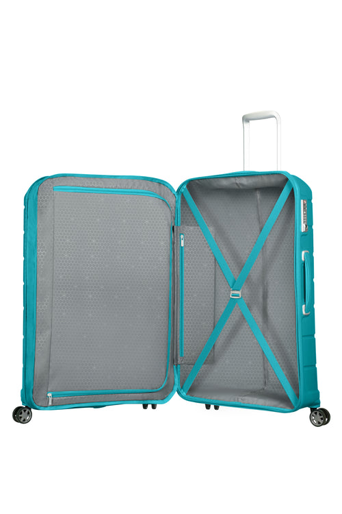 Samsonite Flux Spinner 75cm EXP Ocean Blue