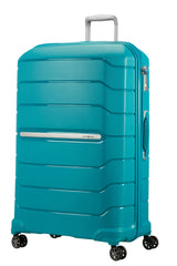Samsonite Flux Spinner 81cm EXP Ocean Blue
