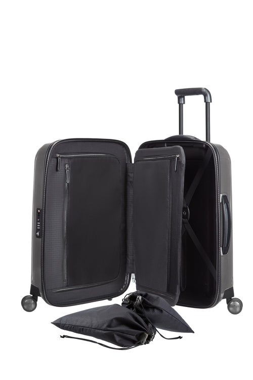 Samsonite Lite-Cube DLX Spinner 68cm Eclipse Grey