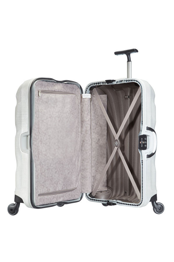Samsonite Lite-Locked Spinner 69cm Off White