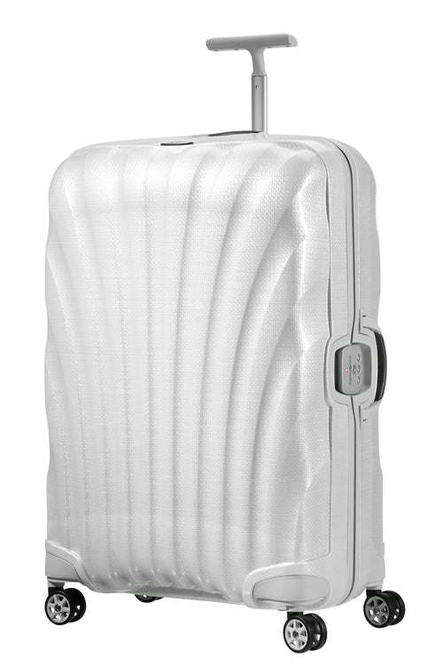 Samsonite Lite-Locked Spinner 81cm Off White