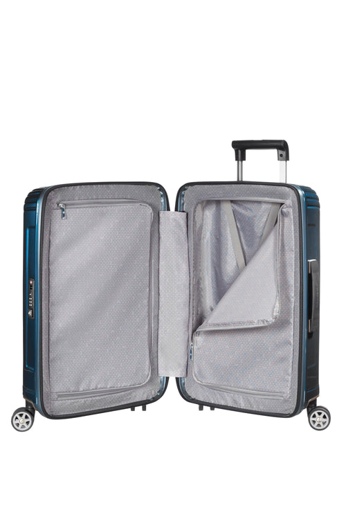 Samsonite Neopulse Spinner 69cm Metallic Blauw