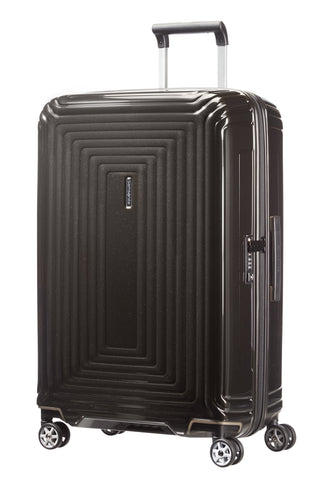 Samsonite Neopulse Spinner 75cm Metallic Zilver