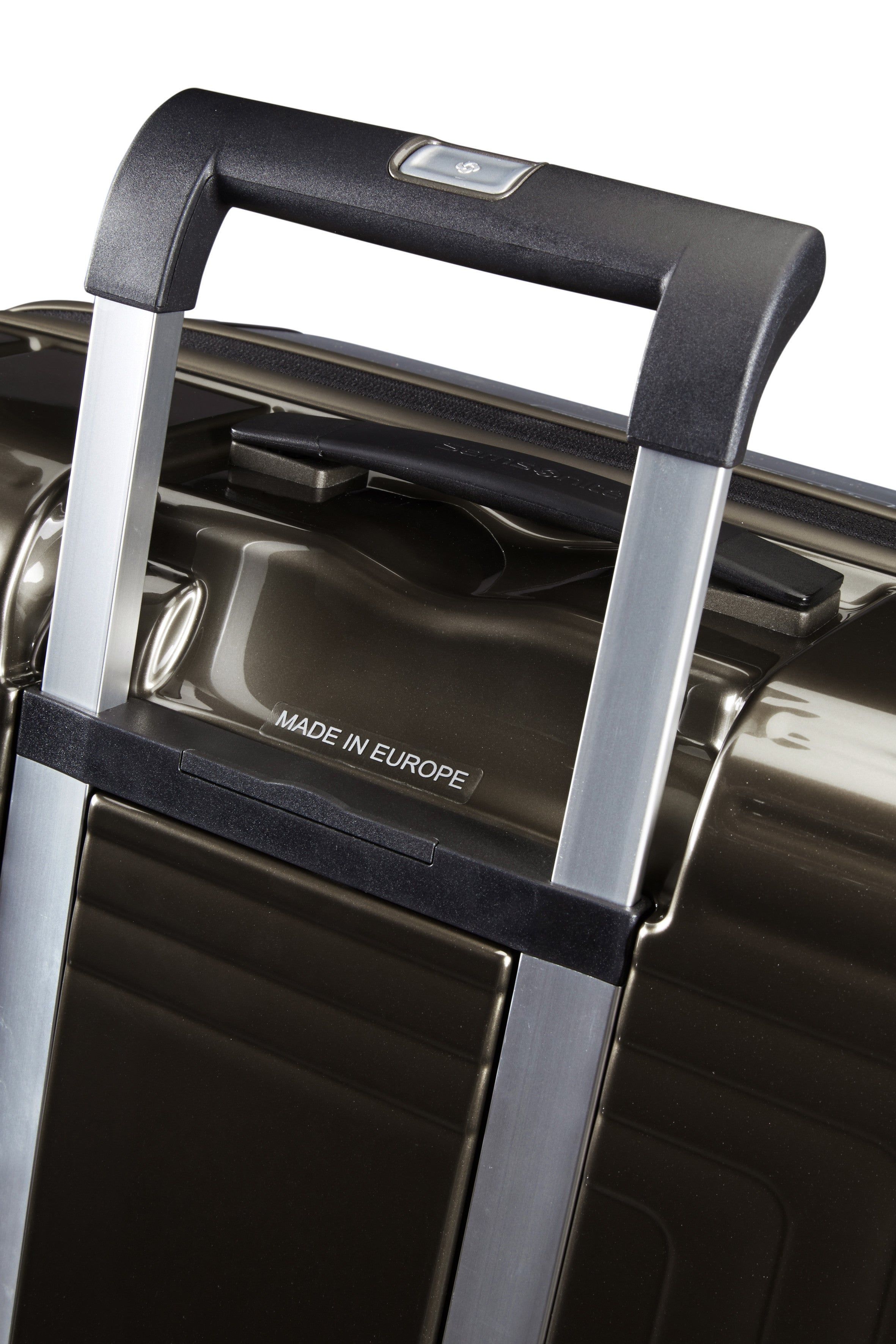 Samsonite Neopulse Spinner 75cm Metallic Zwart