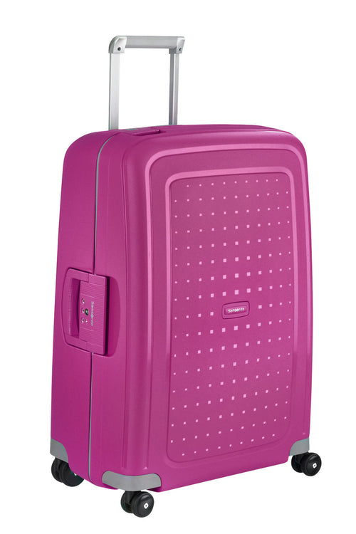 Samsonite S'Cure Spinner 75cm Fuchsia