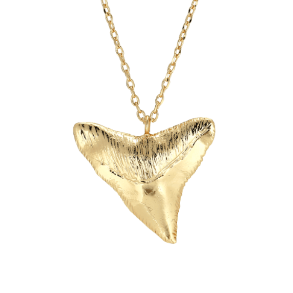 Fiji Shark Necklace