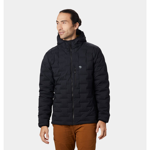 Super/DS Stretchdown Hooded Jacket