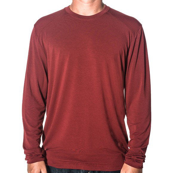Bamboo Midweight Long Sleeve