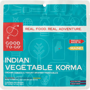 Indian Korma Single Serving