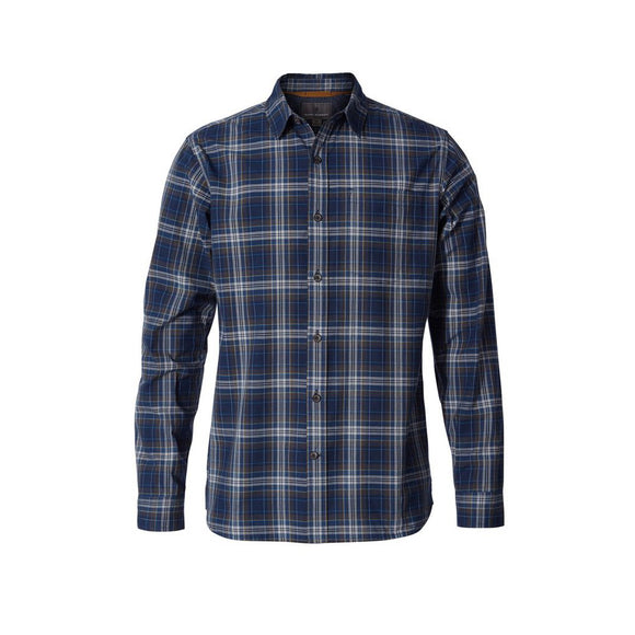 Trouvaille Plaid L/S