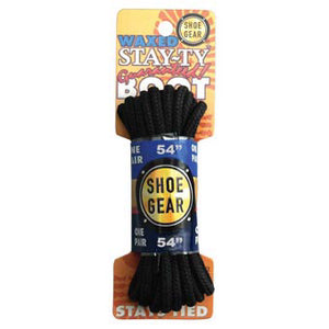 Shoe Gear Waxed Boot Laces