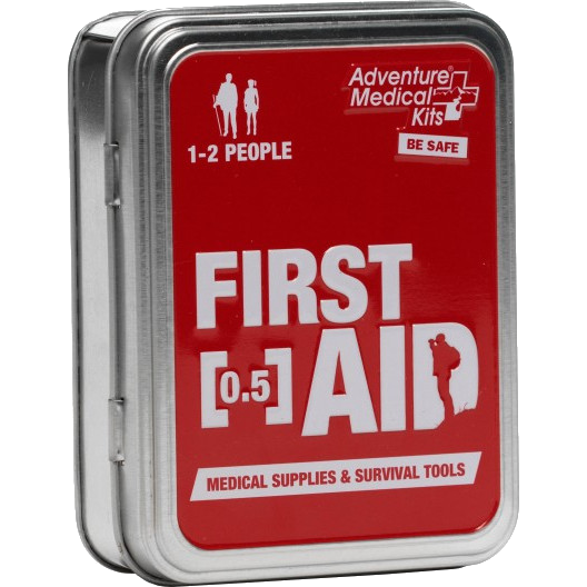 Adventure First Aid, 0.5 Tin
