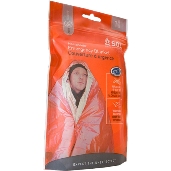 SOL Emergency Blanket 1P