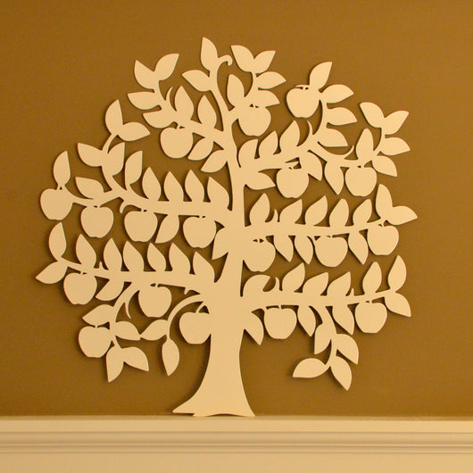 Apple Tree - Tree of Life Metal Wall Art – CustomMetalWorx