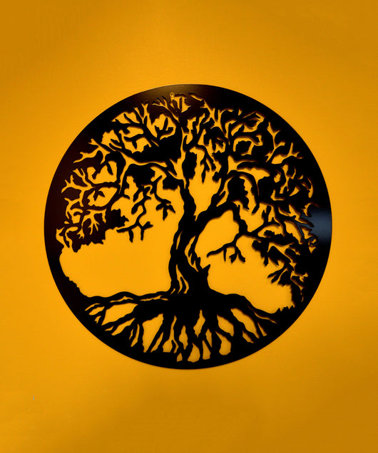 Tree of Life Metal Wall Art – CustomMetalWorx