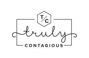 Truly Contagious Logo
