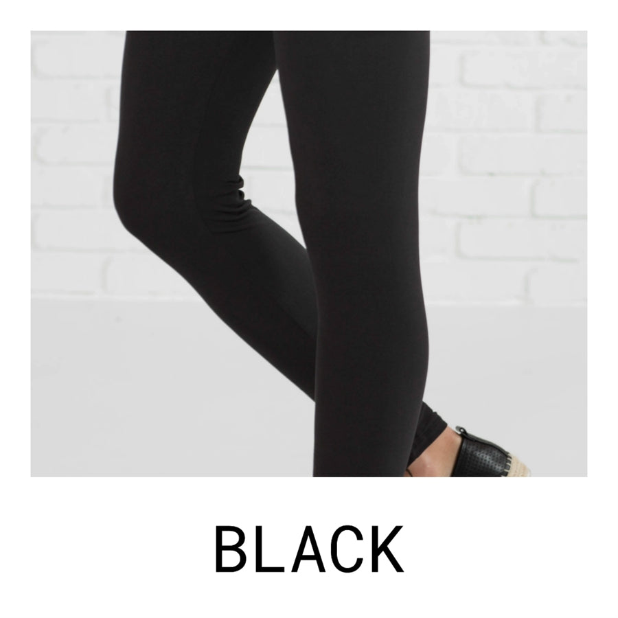 Ultra Soft Leggings | Capri Length