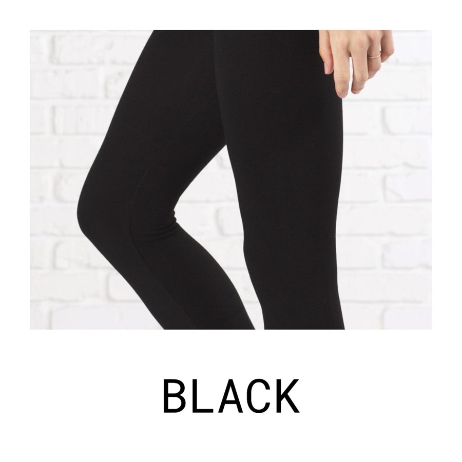 Compression Tummy Control Fleece Lined Legging