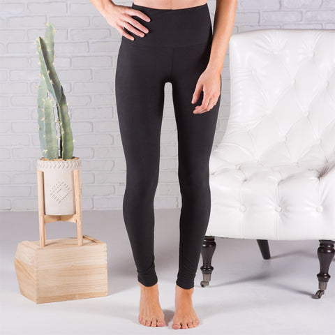 "5""/3"" Super Soft Fleece Lined Leggings"