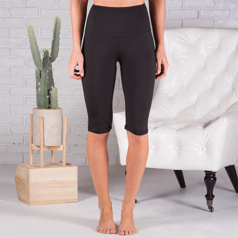 "5"" Super Soft Crop Legging"