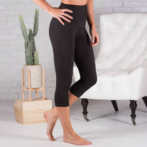 "5"" Super Soft Capri Legging"