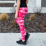 Athleisure Camo Leggings