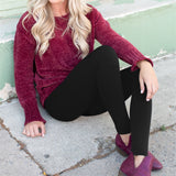Comfy Leggings | Non-Lined